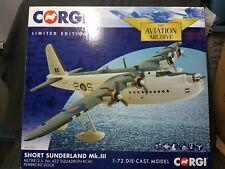 Corgi Short Sunderland MK.III 1/72 Scale