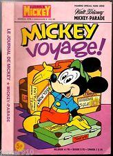 MICKEY PARADE n°1407 bis - EO 1979 MICKEY VOYAGE