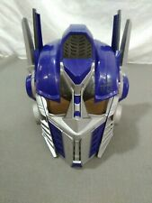 Transformers Optimus Prime Vacuform Child Mask