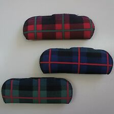 One L-Type Neoprene Tartan Putter Head Cover, for 11.5 x 3.5 x 3.5cm Small Head