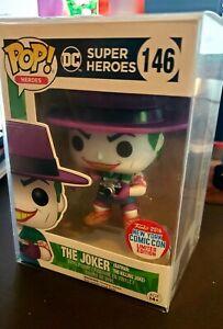 Funko Pop! DC Super Heroes #146 The Joker, Killing Joke 2016 NYCC Exclusive