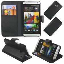 Étuis, housses et coques noirs en cuir pour téléphone mobile et assistant personnel (PDA) Huawei