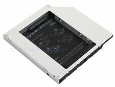 2nd IDE to SATA Hard Disk Drive HDD caddy For HP Mobile Workstation 8710w 8510w