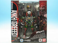 S.H.Figuarts Kamen Rider OOO Ankh Greed Ver. Action Figure Bandai