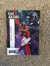 ++ JULIO JONES 2017 PANINI PLAYOFF STAR GAZING NFL CARD #5 - ATLANTA FALCONS ++