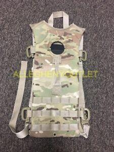 USGI MOLLE Hydration Carrier Backpack Water System OCP / Multicam No Bladder VGC