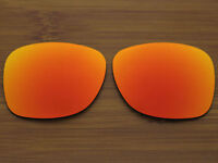 Replacement Fire Red Polarized Lenses for RB2140 50mm Sunglasses
