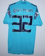 Fenerbahce Turkey third shirt 07/08 Adidas #32 Gurhan
