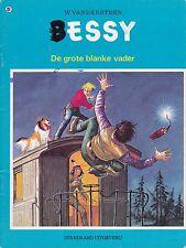 Bessy 117 : De Grote blanke vader (1e druk)