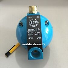 """Automatic Condensate Mechanical Float Floating Ball Drain 1/2""""BSP 400L/M"""