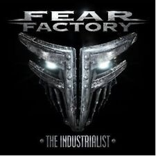 Fear Factory - The Industrialist CD 2012 jewel case industrial Candlelight USA