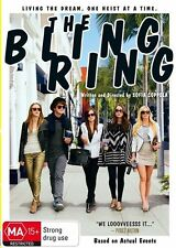 The Bling Ring (Dvd) Biography, Crime Drama, Emma Watson