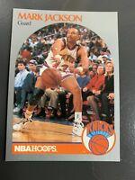 1990-91 Hoops Basketball  #205 Mark Jackson SUPER HOT CARD w/ Menendez Brothers.
