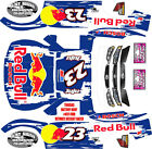 TRAXXAS UDR ULTIMATE DESERT RACER TROPHY TRUCK RBBT2 Theme  wrap decals stickers