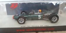 Spark BRM P83 Mike Spence  #5 Monaco GP 1967 - Mike Spencer 1/43 Scale S4252 !!!