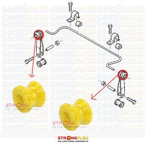 Opel silent bloc de lien de barre stabilisatrice arrière SPORT, 90343907