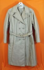 Women's Bromleigh Coat - Lined & Insulated - Belted - Tan - Size: 14P - EUC