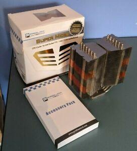 Prolimatech Super Mega Intel CPU cooler LGA 775/1366/1156/1155/2011