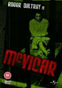 McVicar Dvd Roger Daltrey Brand New & Factory Sealed (1980)
