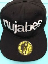 Vintage Nujabes Snapback Hat Hip Hop Jazz Rest In Peace