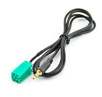 Radio Adapter Kabel AUX für Renault Clio Kangoo Laguna Megane Scenic Twingo Auto
