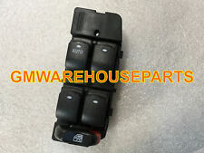 2008-2012 CHEVY MALIBU DRIVER MASTER POWER WINDOW SWITCH NEW GM #  20807219