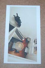 Jeremy Geddes Lithograph Print Cafe Building 2009 Art Poster Cosmonaut Handbill