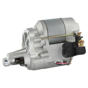 Tuff-Stuff Starter Motor 6084B; Gray 3.0hp Mini Denso GR for LA/B/RB Mopar