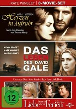 Kate Winslet - 3 Movie - Set  DVD  NEU + OVP