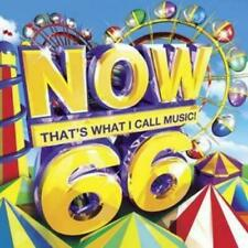 Now Thats What I Called Music Vol 66 Original Audio Music Hits Tracks CD New