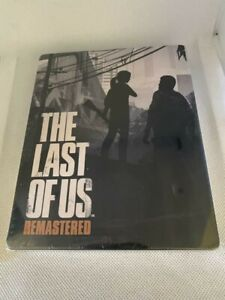 The last of us remastered Custom Made Steelbook(No Game Disc)