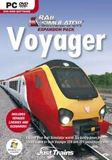 Voyager Add-On for Rail Simulator, Railworks & Railworks 2 (PC DVD).