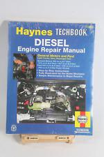 DIESEL FORD Powerstroke 7.3L 6.9L - GM 5.7L 6.2L 6.5L Service Shop Repair Manual