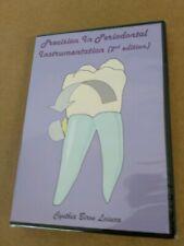 DVD Precision In Periodontal Instrumentation, 2nd Edition Cynthia Biron Leiseca