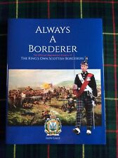 Kings Own Scottish Borderers Official History of the Regiment book
