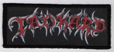 TANKARD PATCH / SPEED-THRASH-BLACK-DEATH METAL