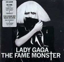 Lady Gaga-The Fame Monster DOUBLE CD