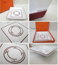Hermes | ashtray H pattern rhythm red square