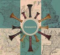 Zampogneria - Fiumerapido [CD]