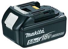 Makita Original Ersatz Akku BL1850 B 18V 5,0 Ah Li-Ion LED-Anzeige BL 1850 B NEU