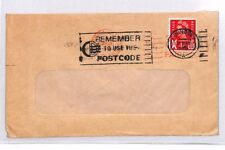 BR14 1970 GB SCOTLAND Dundee REGIONAL WILDING Re-used Cover ex Rochdale Lancs