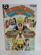 New listing Wonder Woman #1 George Perez 1St Appearance Modern Themyscira Dc Comics
