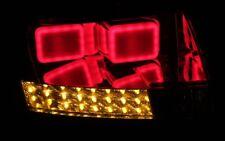 KLARGLAS LED BAR RÜCKLEUCHTEN SET ROT CRYSTAL f AUDI TT 8N 98-06 CABRIO ROADSTER