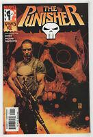 Punisher #1 (Apr 2000, Marvel [Knigthts]) Garth Ennis, Steve Dillon H