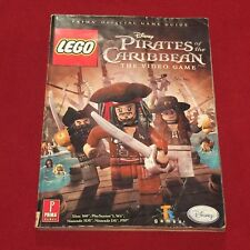 Disney LEGO Pirates of the Caribbean Prima's Official Video Game Guide