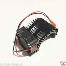 REFROIDISSEUR MOTEUR 540 / 550 CRAWLER 1/10 TAMIYA HPI AXIAL SX10 1/12 4WD K30C