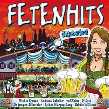 FETENHITS OKTOBERFEST - MICKIE KRAUSE/ANDREAS GABALIER/VOXXCLUB/+  2 CD NEW!