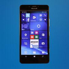 Good - Microsoft Lumia 950 - Black (AT&T) Touchscreen Smartphone - Free Shipping
