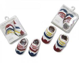 Baby Pram Shoes - Boys - 525