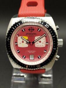 ZODIAC Sea Dragon Limited Edition Reissue ZO3008 Swiss Made Men's Watch